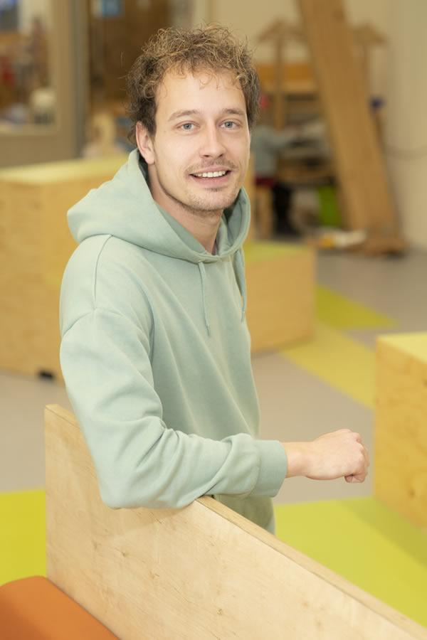 Thom Winkel - leerkracht stamgroep 345